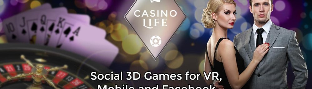 casinolife poker app header illustration
