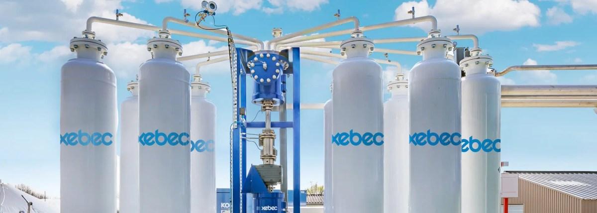 Cleantech Xebec Hires V2