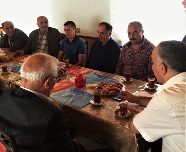"""""""Məcburi Köçkünlər üçün İcma Mərkəzinin yaradılması""""  layihəsi  çərçivəsində sonuncu təlim keçirildi-FOTO"""
