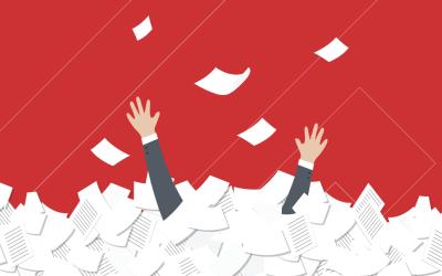El costo de la desorganización en TI