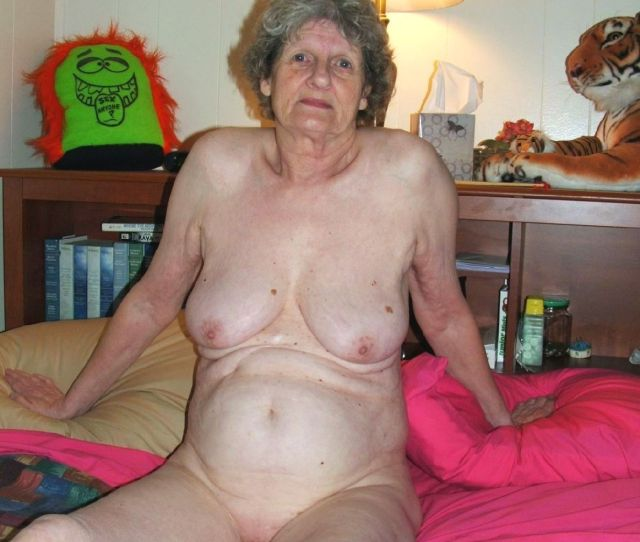 Senior Granny Naked