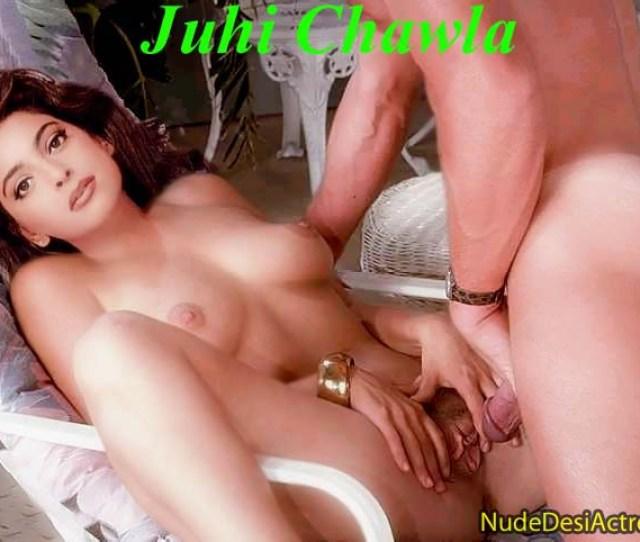 Juhi Chawla Hot Nude