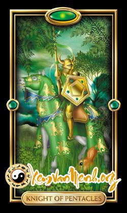 Knight of Pentacles