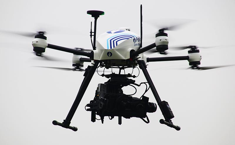 xena falco public safety drone uav police emergency services - Fly XENA UAV