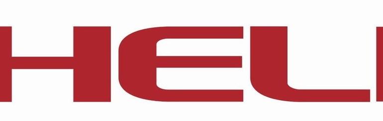 Logo xe nâng heli