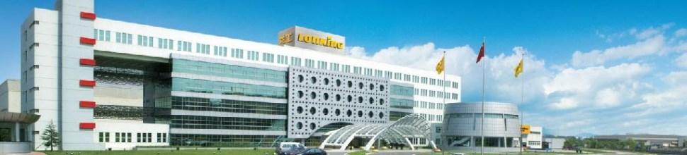 Nhà máy sản xuất xe nâng Lonking tại Shanghai China