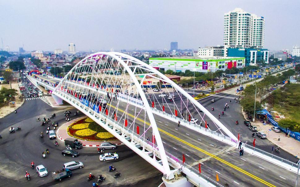 Thành phố Cảng Hải Phòng phát triển
