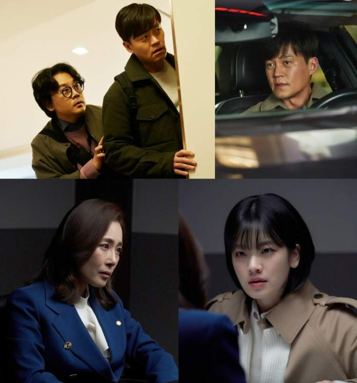 Pic 1 - Lee Seo Jin and Lee Joo Young will face a new level of danger