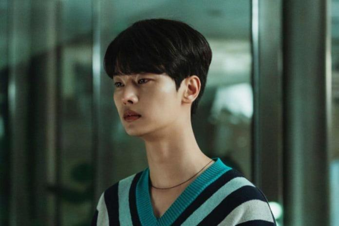 """Cover - Cha Hak Yeon picked his favorite scenes from """"Mine"""""""