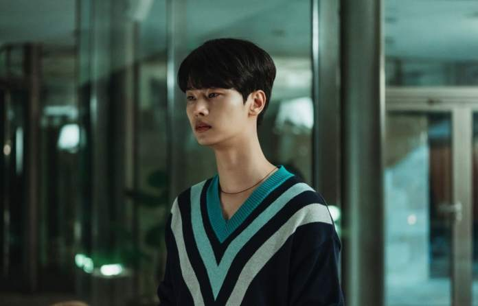 """Pic 2 - Cha Hak Yeon picked his favorite scenes from """"Mine"""""""