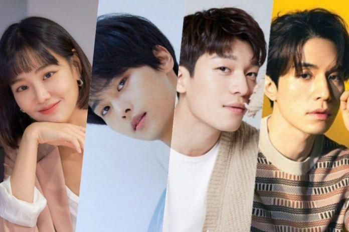 Cover - More cast members are in talks to join the new OCN drama