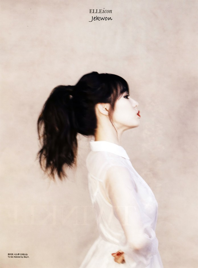 Pic 7 - Full profile of Tiffany (SNSD)