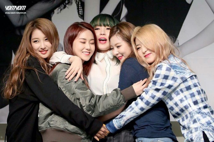 Pic 2 - Why does 4MINUTE disband?