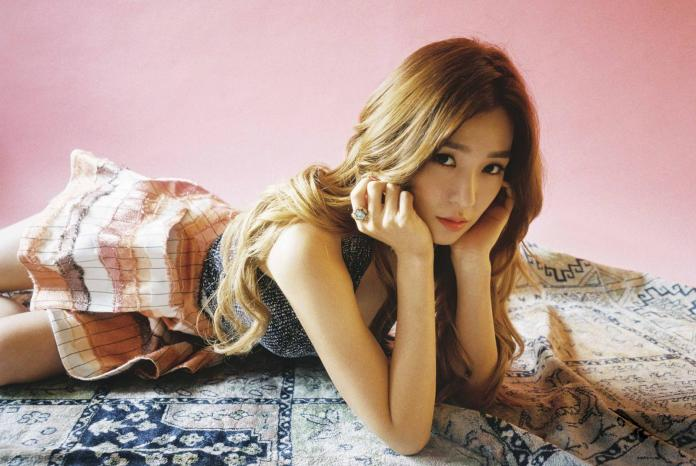 Pic 1 - Full profile of Tiffany (SNSD)