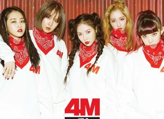 Cover - Why does 4MINUTE disband?
