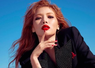 Cover - Discover HyunA's diet