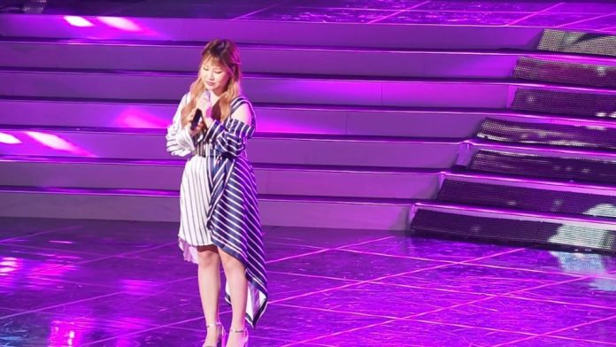 Pic 2 - Do you know Park Ji Min's weight loss?
