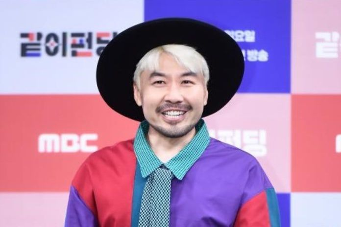 Cover - Noh Hong Chul is a free spirit amid the mountains