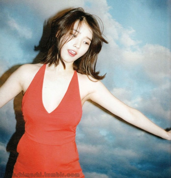 Pic 6 - Do you know sexy IU on the stage?