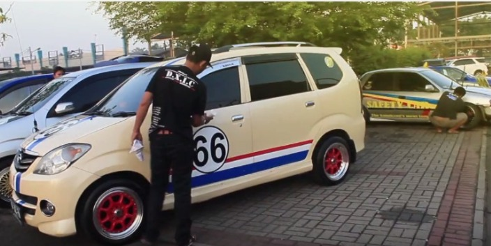 DXIC on Car Meet Up – Fun Contest PMKB