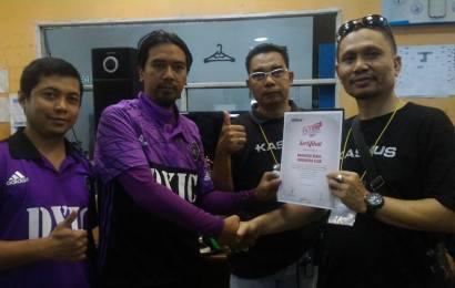 DXIC (juga) hoby olahraga – kali ini Futsal coy