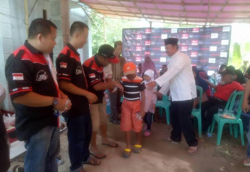 Aksi Sosial DXIC Baraya