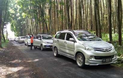 Touring Perdana 2019, DXIC JB  ke 'Kota Pisang'