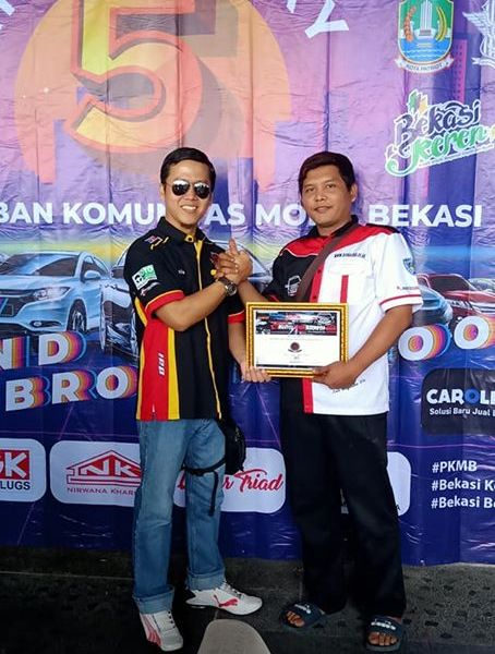 DXIC Hadiri Anniversary PKMB ke -5