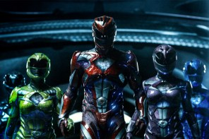 <i>POWER RANGERS Review</i> &#8211; One Morph Time