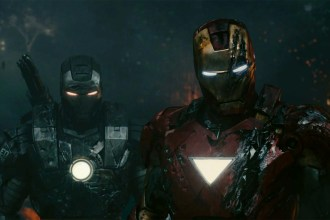 Iron Man 2 Header