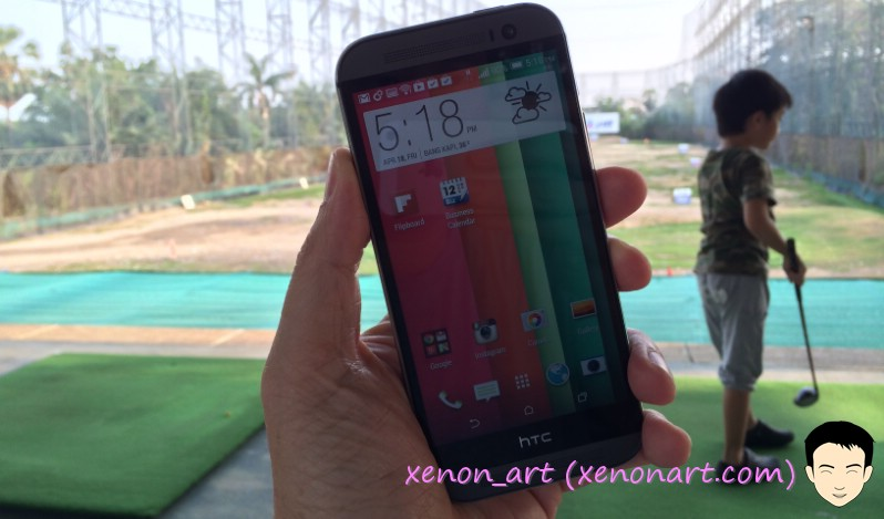 เดินทางมาถึงตอนจบไตรภาครีวิว HTC One M8  มือถือที่ทั่วโลกต่างลุ้นกันว่าจะมาต่อกรกับ Galaxy S5 ได้หรือไม่  วันนี้เรามาดูคลิปทดสอบ และ บทสรุปของ xenon_art ...