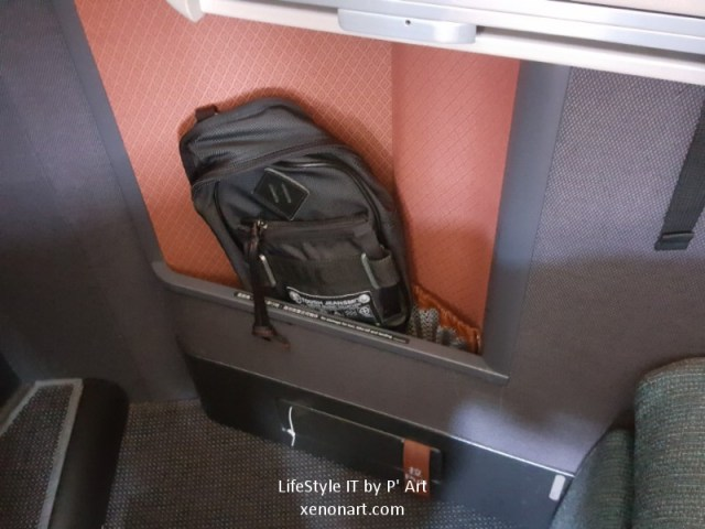 Review Cathay Pacific airline business class (103)