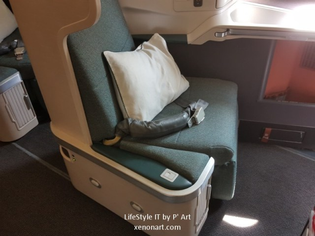 Review Cathay Pacific airline business class (107)