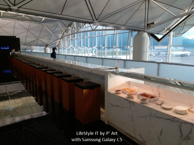 Review Cathay Pacific airline business class (42)