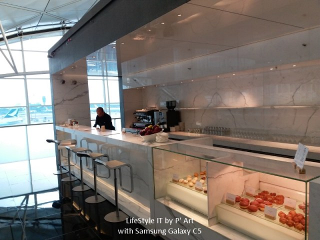 Review Cathay Pacific airline business class (54)
