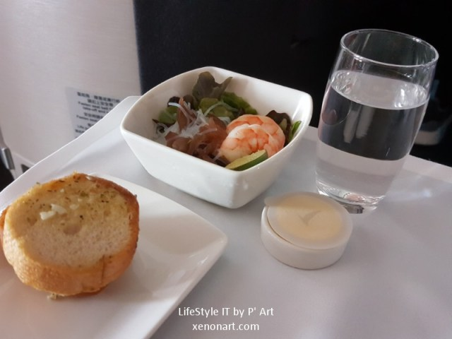 Review Cathay Pacific airline business class (6)