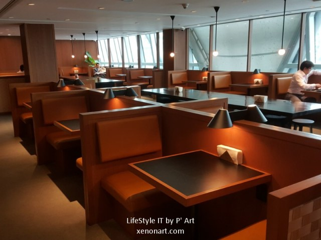 Review Cathay Pacific airline business class (73)