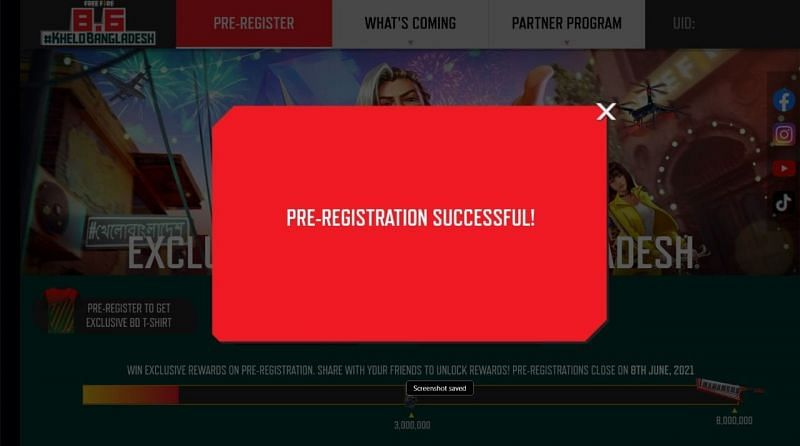 Free Fire Bangladeshs dedicated server image 2