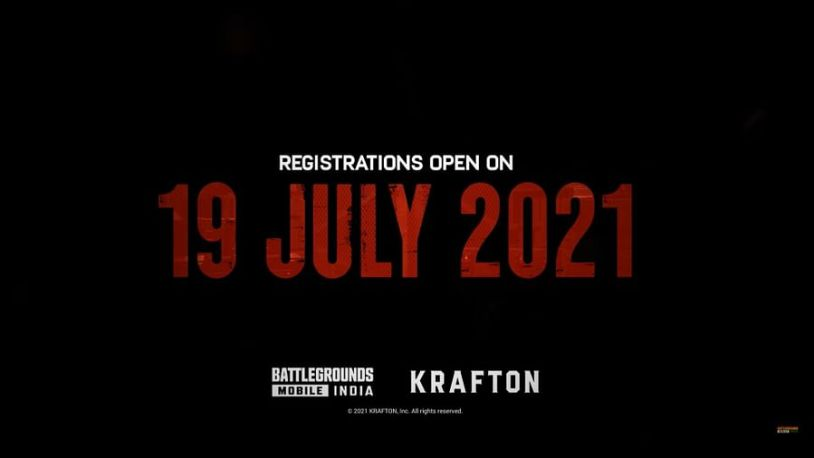 BGMI India Series 2021 Starts From 19th July 2021