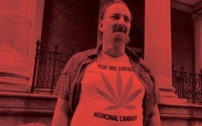 Abuse Of Power: New Anti-Terror Laws Used To Target Marijuana Activist