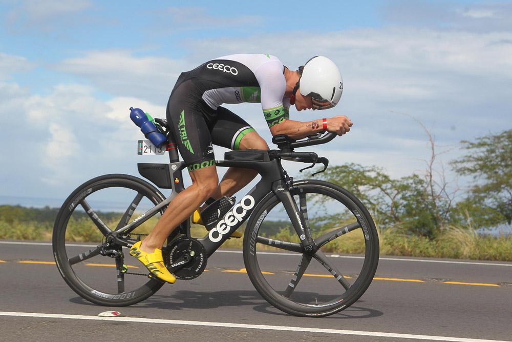 Field report XeNTiS Mark 3 – Florian Kandutsch, Triathlon Pro