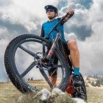 Brandneues KappaX Monocoque Laufrad für Mountainbike und E-Bike