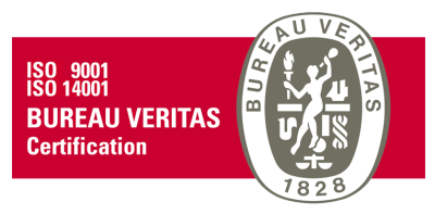 Bureau Veritas ISO 9001 and ISO 14001 for Xenum