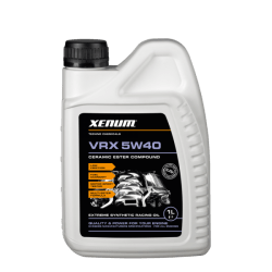 Xenum VRX 5W40 - Ceramic oil
