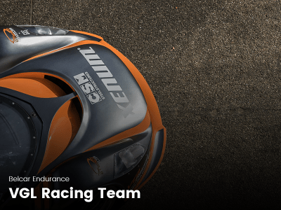 VGL Racing Xenum Partnership Belcar Series
