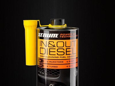 New In & Out Diesel - Redesign