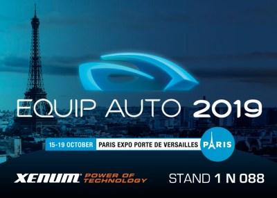 Equip Auto 2019 Xenum