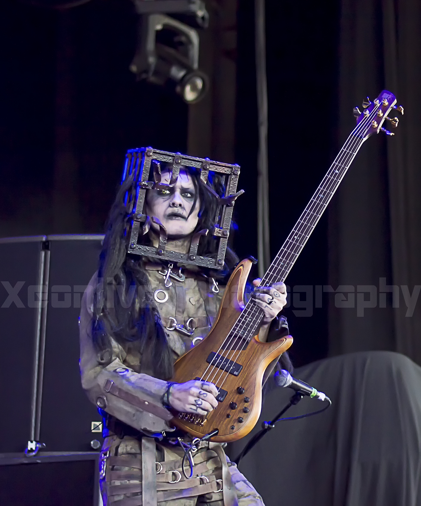 PHOTO GALLERY Motionless In White Hollywood Casino