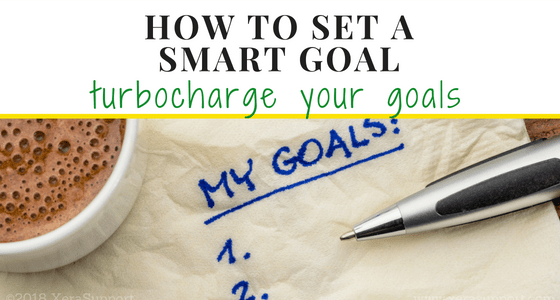 How to Set a SMART Goal