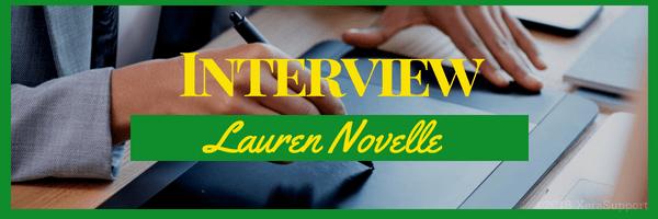 Interview with Graphic Designer Lauren Novelle